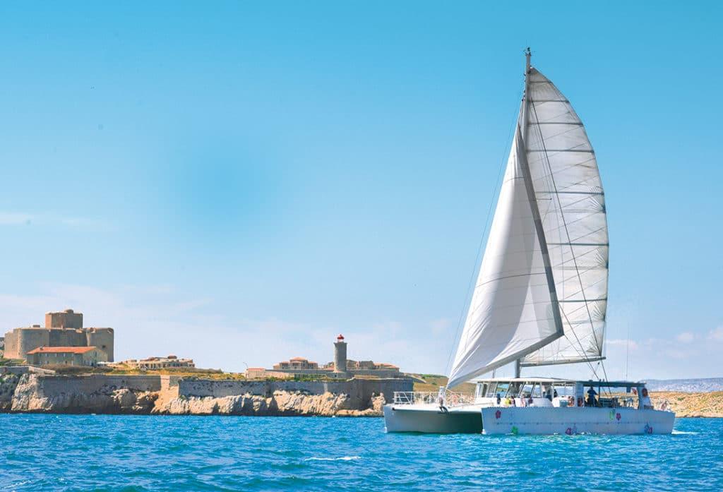 Catamaran Ecoto Image