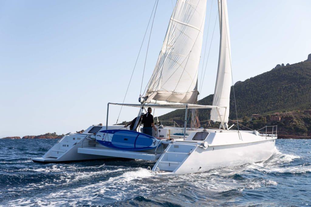 Catamaran Image